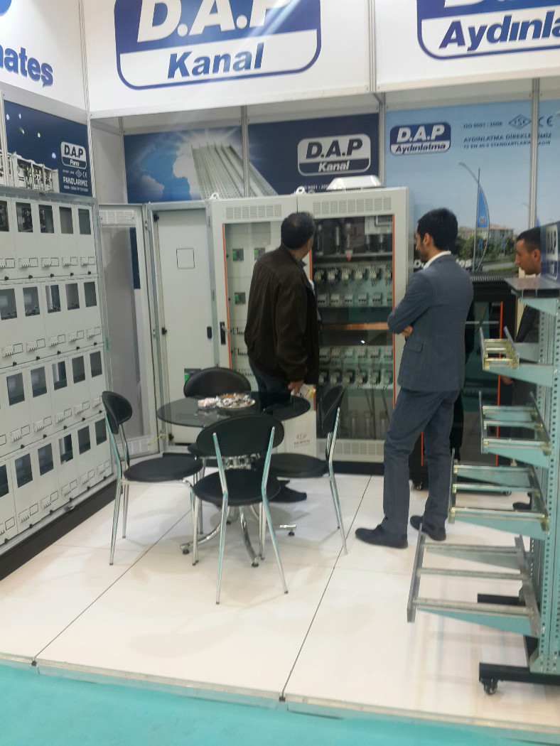 SMART BUILDING TECHNOLOGIES & ELECTRICAL SYSTEMS FAIR